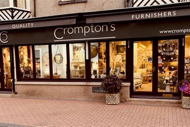 Thumbnail Retail premises for sale in Highly Successful Interiors And Homewares Retailer LA11, Cumbria