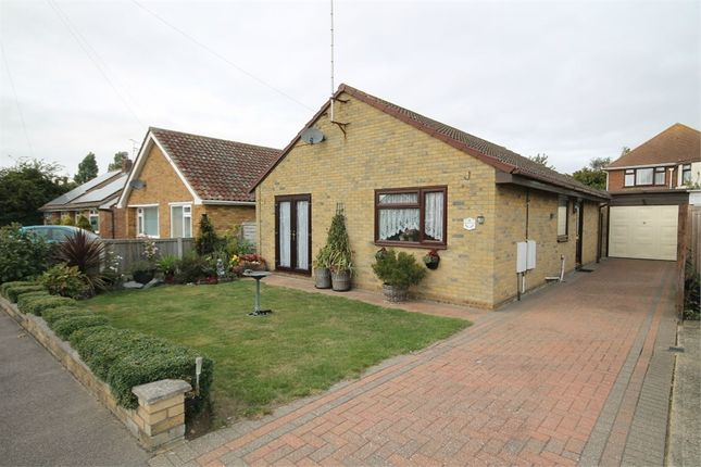 Thumbnail Detached bungalow for sale in Southcroft Close, Kirby Cross, Frinton-On-Sea