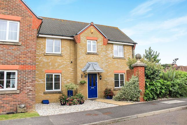 Thumbnail Semi-detached house for sale in St. Kitts Drive, Eastbourne