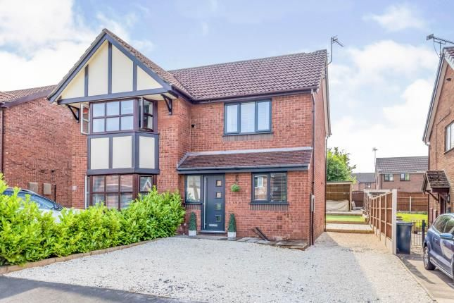 Thumbnail Semi-detached house for sale in Wroxham Way, Westbury Park, Clayton, Newcastle Under Lyme