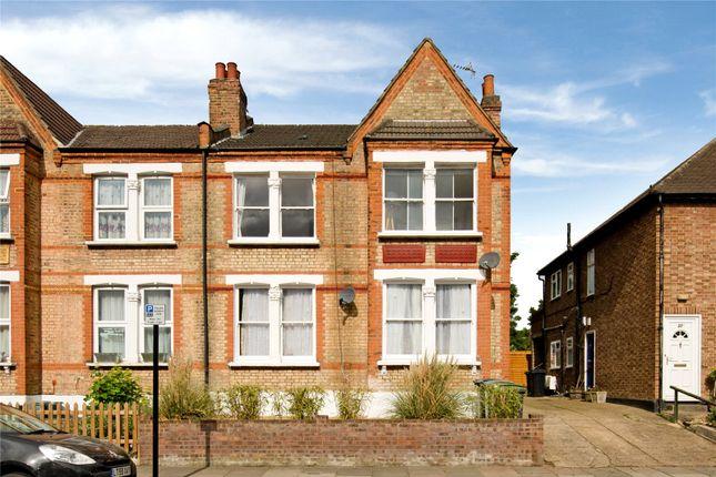 Thumbnail Maisonette for sale in Palmerston Road, Bowes Park, London