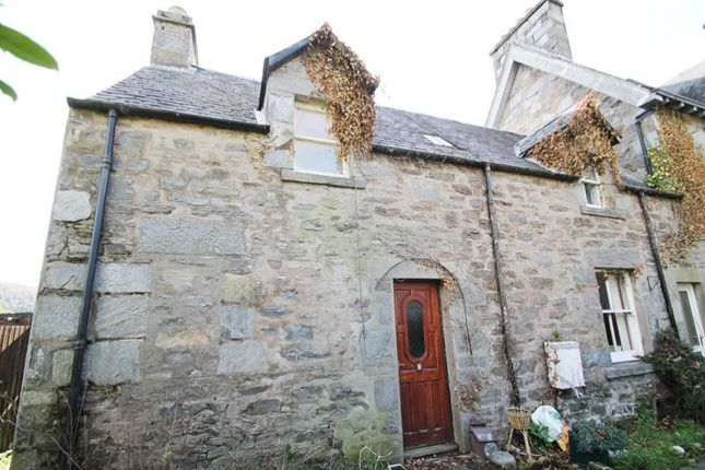 Thumbnail Semi-detached house for sale in 3, Craignevis, Kinloch Rannoch Pitlochry PH165Pf