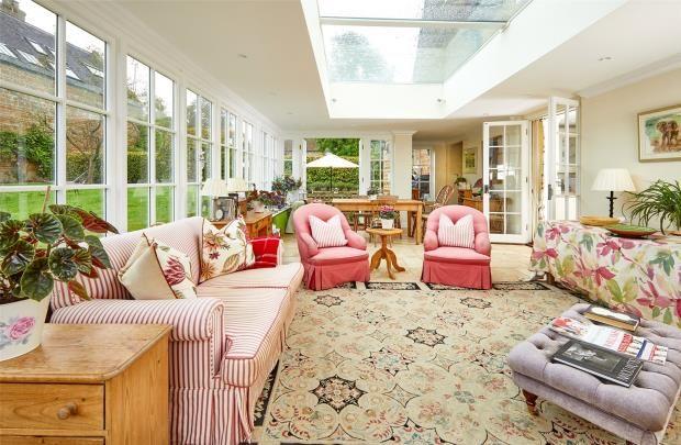 Fabulous Garden Room