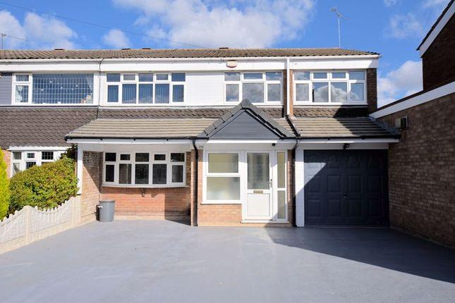 Thumbnail Semi-detached house for sale in Summerfields Avenue, Halesowen