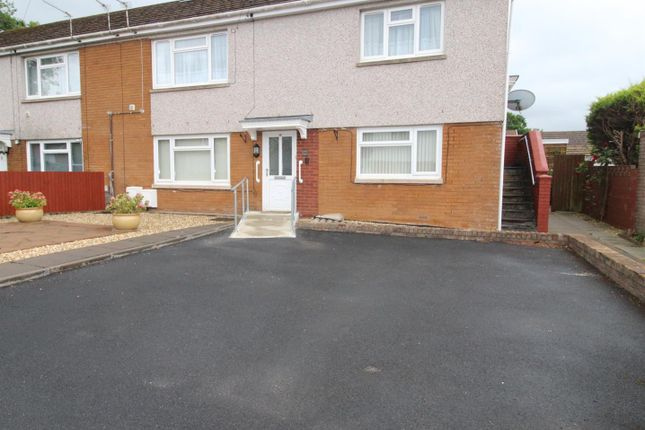 Thumbnail Flat for sale in Llwyd Road, Ammanford