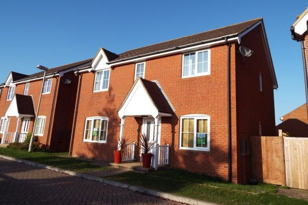 Thumbnail Property to rent in Hestia Way, Kingsnorth, Ashford