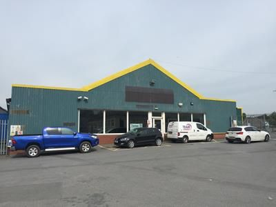 Thumbnail Light industrial to let in Former Builders Merchants, Tir Owen Industrial Estate, Station Road, St Clears, Carmarthenshire
