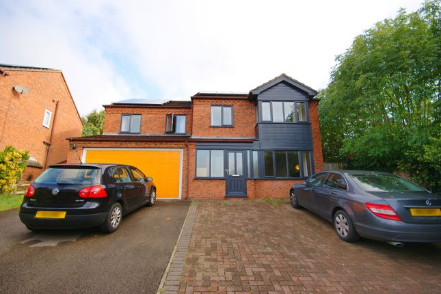 5 bed detached house to rent in Heath Road, Nettleham, Lincoln LN2