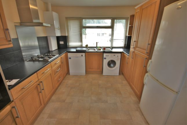 Thumbnail Semi-detached bungalow to rent in Ninesprings Way, Hitchin