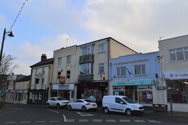 Thumbnail Flat to rent in Fore Street, Saltash
