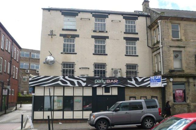 Thumbnail Leisure/hospitality to let in Peel Street, Barnsley