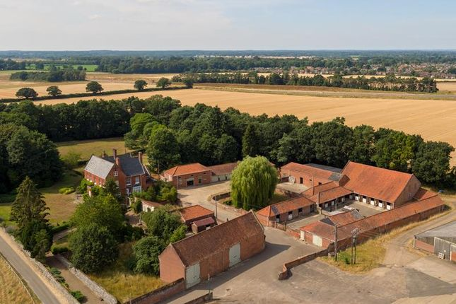 Thumbnail Commercial property for sale in Red Hall Farm, Beeston Lane, Norwich, Norfolk