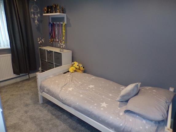 Bedroom Two of Thistledown Road, Nottingham, Nottinghamshire NG11