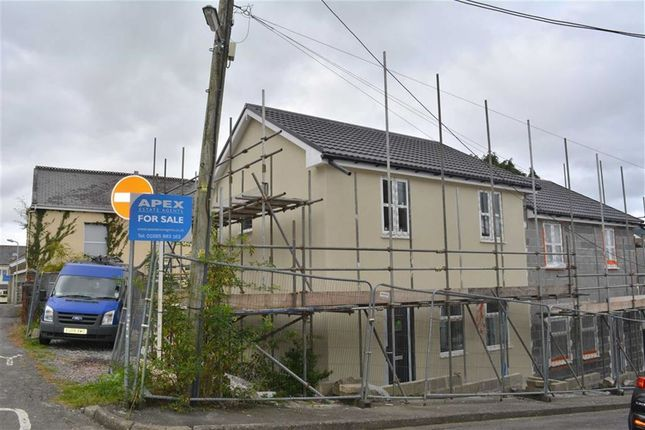 Thumbnail Semi-detached house for sale in Union Street, Aberdare, Rhondda Cynon Taff