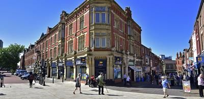 Thumbnail Commercial property for sale in 16-19 Orchard Street, Preston