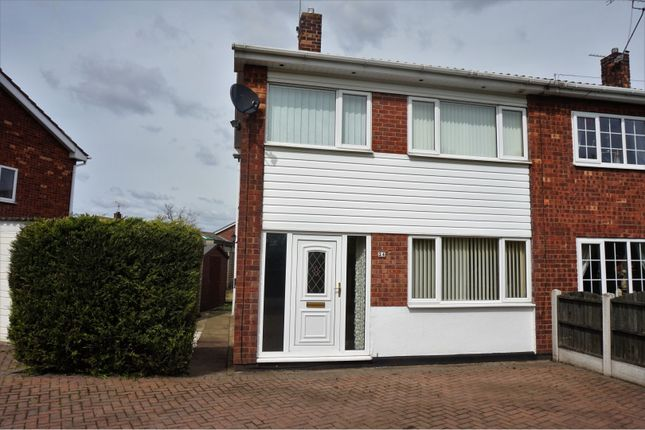 Front View of Oakwood Drive, Doncaster DN3