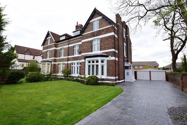 Thumbnail Semi-detached house for sale in Penkett Road, Wallasey, Merseyside