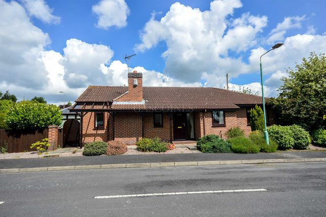 Thumbnail Detached house for sale in Broad Close, Woodborough, Nottingham