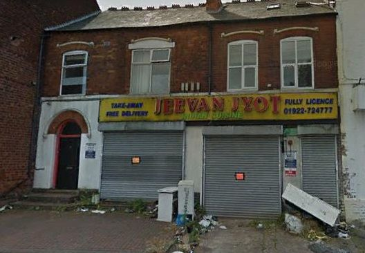 Thumbnail Restaurant/cafe to let in Vicarage Place, Walsall