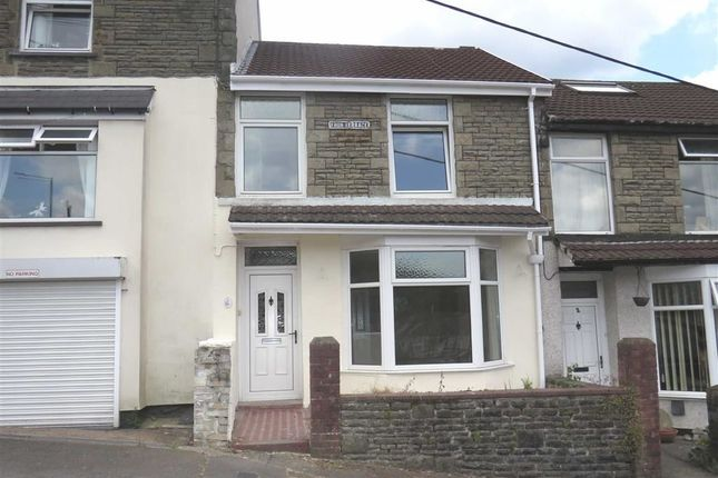 Thumbnail Terraced house for sale in Fron Terrace, Pontypridd