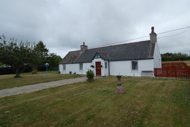 Thumbnail Cottage for sale in Westcote, Main Road, Mosstodloch, Fochabers