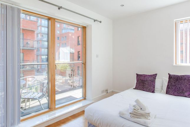 Thumbnail 3 bed flat to rent in Locks Yard, Great Marlborough Street, City Centre