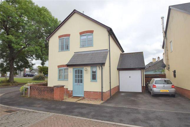 Thumbnail Detached house to rent in Ansteys Court, Witheridge, Tiverton, Devon