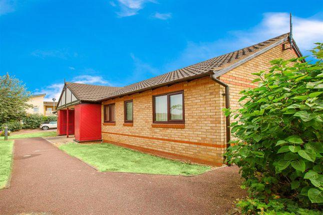 Thumbnail Semi-detached bungalow for sale in Slim Close, Kettering