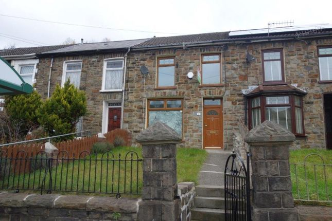 Thumbnail Terraced house to rent in Carne Street, Pentre