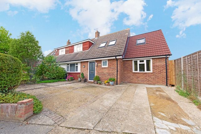 Thumbnail Semi-detached house for sale in Briar Road, Shepperton