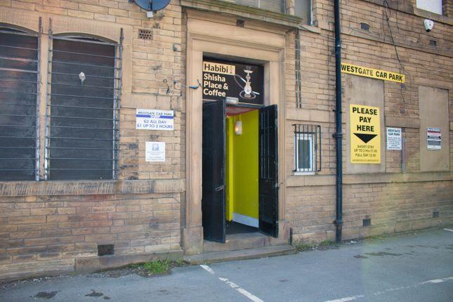 Restaurant/cafe for sale in Westgate, Bradford