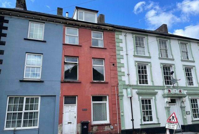 Thumbnail Terraced house for sale in Heol Y Doll, Machynlleth, Powys