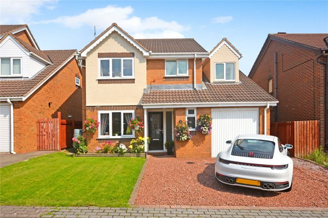 Thumbnail Detached house for sale in Victoria Grange Drive, Morley, Leeds
