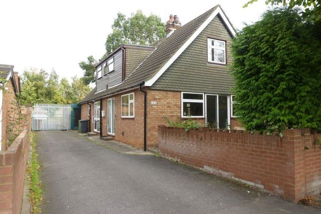 Thumbnail Bungalow to rent in Dordans Road, Luton, Bedfordshire