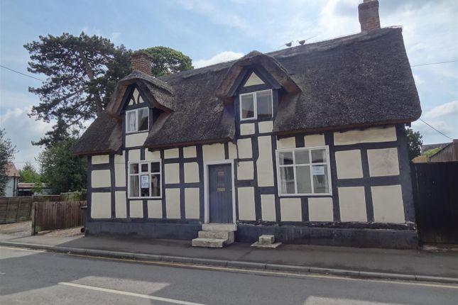 4 bed detached house for sale in Church Street, Shawbury, Shrewsbury SY4