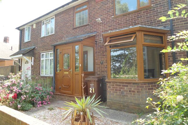 Thumbnail Terraced house to rent in Holly Close, Gillingham