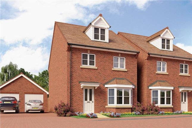 """Thumbnail Detached house for sale in """"Canberra"""" at Gamecock Terrace, Tangmere, Chichester"""