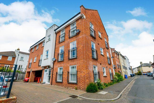 Thumbnail Flat to rent in Burkitts Court, Burkitts Lane