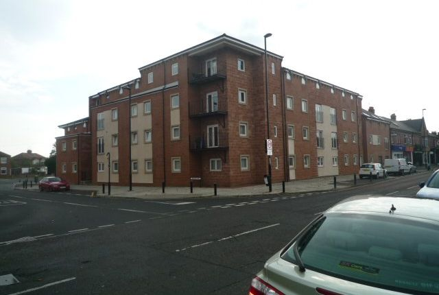 Thumbnail Flat to rent in Wilson Court, Bromley Avenue, Whitley Bay