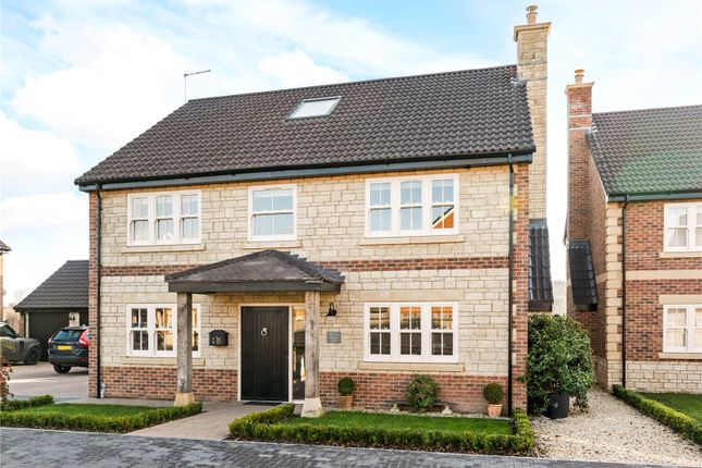 Thumbnail Detached house for sale in Damask Way, Warminster, Wiltshire