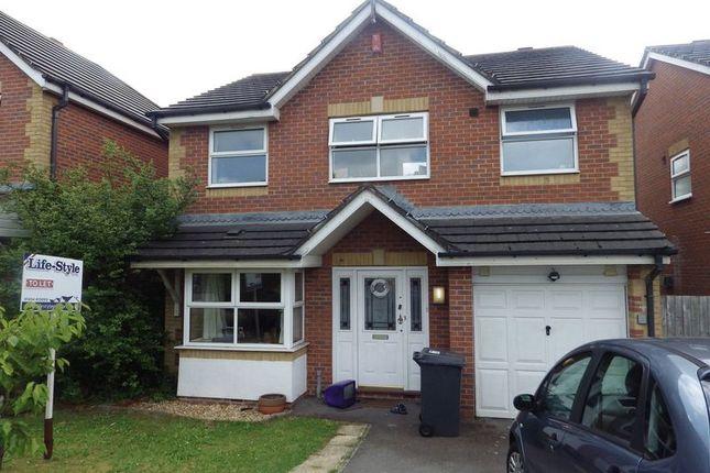 Thumbnail Detached house to rent in Penrose Drive, Bradley Stoke, Bristol