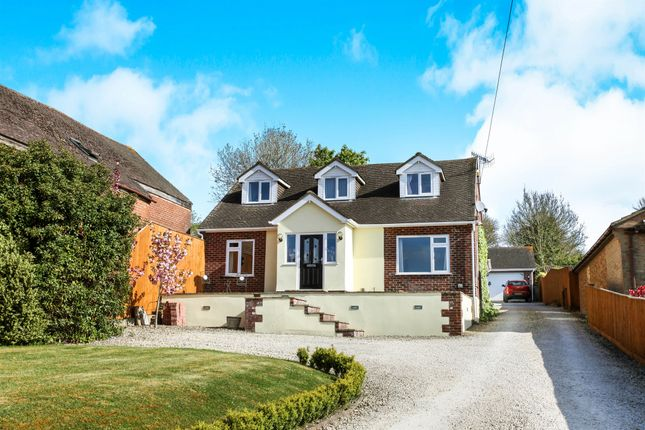 Thumbnail Bungalow for sale in East Gomeldon Road, Gomeldon, Salisbury