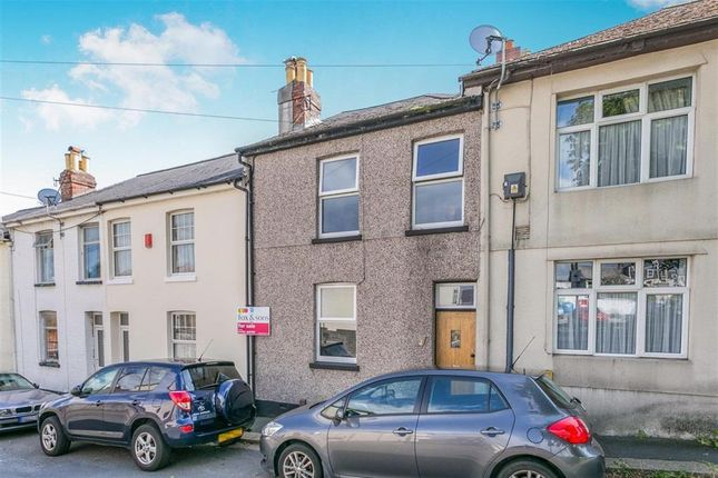 Thumbnail Property to rent in Albert Road, Saltash