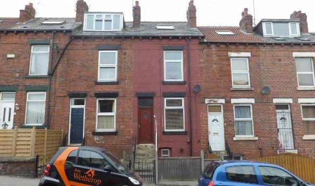 Thumbnail Terraced house to rent in Bangor Terrace, Wortley, Leeds