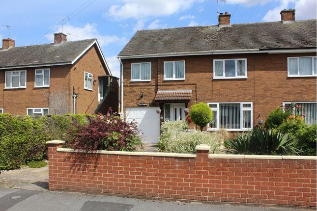 Thumbnail Semi-detached house to rent in Rose Lea, Retford