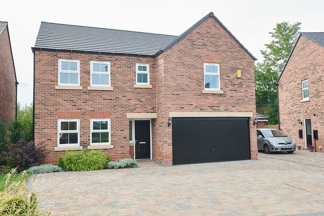 Thumbnail Detached house to rent in Thorpe Park Gardens, Leeds, West Yorkshire