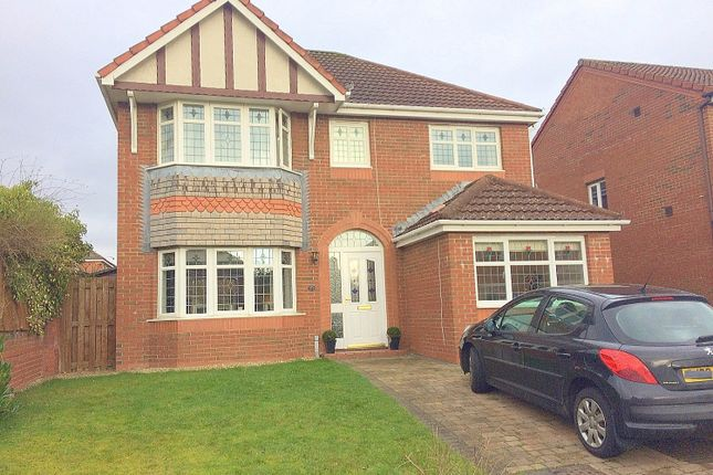 Thumbnail Detached house for sale in Dover Park, Dunfermline