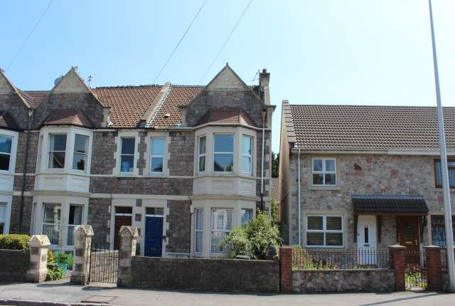 Thumbnail Flat to rent in Milton Road, Weston-Super-Mare, North Somerset