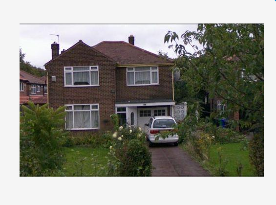 Thumbnail Detached house for sale in Yew Tree Road, Manchester