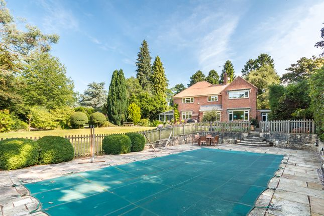 Thumbnail Detached house for sale in Avon Castle, Ringwood, Hampshire